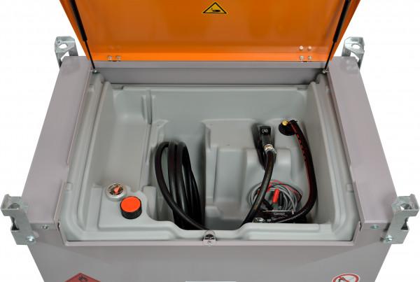 DT-Mobil PRO PE 440 Liter Basic mit 12-Volt- oder 24 Volt-Pumpe