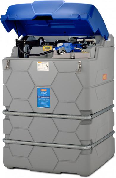 AdBlue®-CUBE-Tank Outdoor Premium Plus mit Tankdatenverwaltungssystem CMT10
