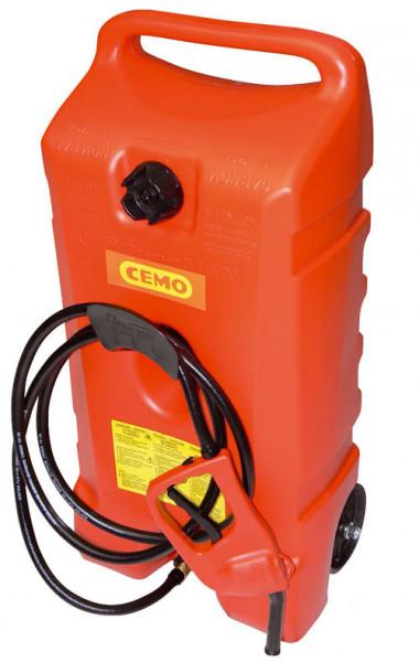 CEMO-Kraftstoff-Trolley 53 Liter
