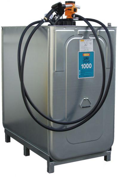 Dieseltankstation mit UNI-Tank 1000 Liter als Einsteigerpaket