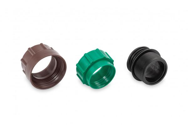 Adapter-Set für Kanisterpumpenset 230 Volt zur Flächendesinfektion