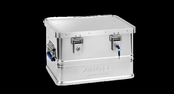 Alutec Aluminiumbox CLASSIC 30 mit 2 Zylinderschlösser