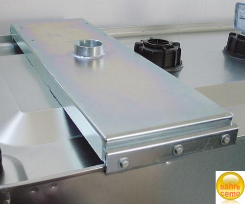 Pumpenkonsole für Montage auf UNI-/MULTI-Tank