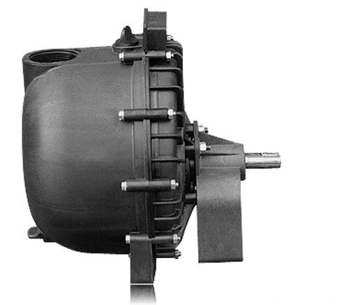 Lechler Kreiselpumpe ohne Motor, Gehäuse Polypropylen