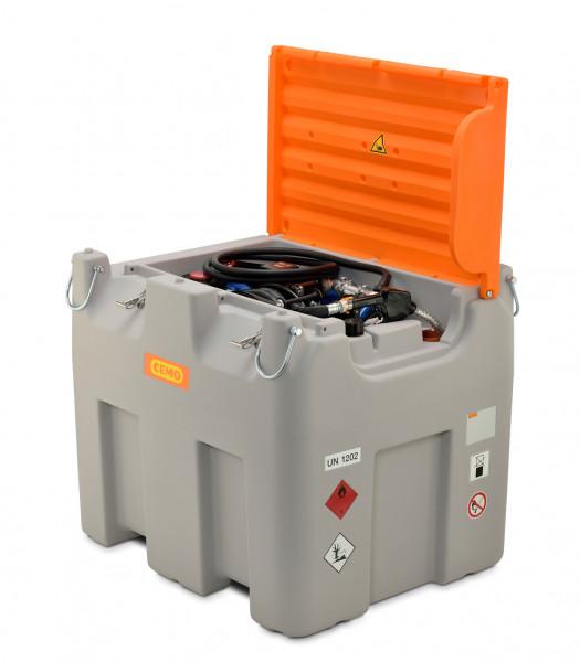 DT-Mobil Easy COMBI 850/100 Liter Basic Diesel-/AdBlue-Tank